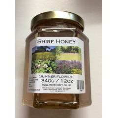 Local shire honey runny 340g
