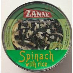 Spinach with rice 280 g