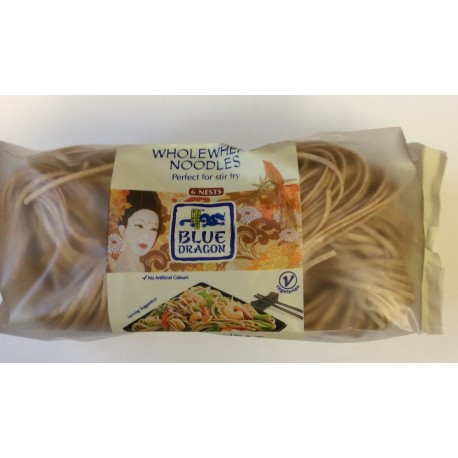 Wholweat noodles 300 g