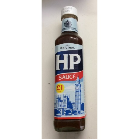 Hp brown sauce 225g