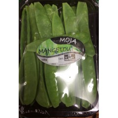 Mangetout packs