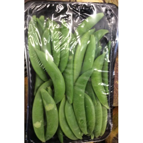 Suger snap peas