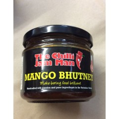 The Chilli Jam Man Mango Bhutney