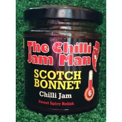 The Chilli Jam Man Scotch Bonnet