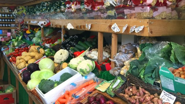 Buy Vegetables Online York